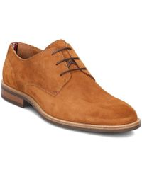 Tommy Hilfiger Daytona 1b Men's Casual Shoes In Brown