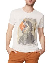 IKKS Tee Shirt Manches Courtes Tête De Mort T-shirt - Neutre
