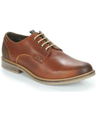Barbour Bramley Casual Shoes - Brown