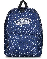 Vans Mochila Sporty Realm Backpack Women s Backpack In Black in ... 789ad857360