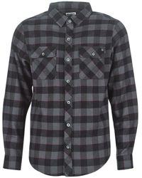 Billabong Overhemden All Day Flannel Ls S - Zwart