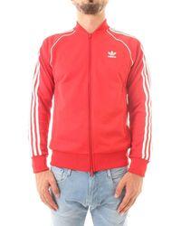 adidas Chaqueta SST - Rojo