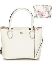 Pepe Jeans - Agneta Women's Handbags In Beige - Lyst