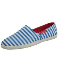 adidas Adridrill Slip-ons (shoes) - Blue