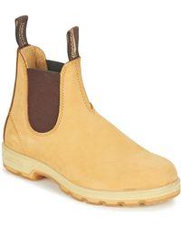 Blundstone Laarzen Comfort Boot - Naturel