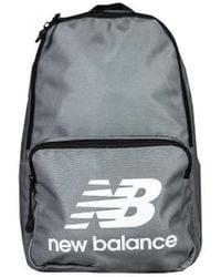 New Balance Classic Backpack Women's Backpack In Grey - Gray