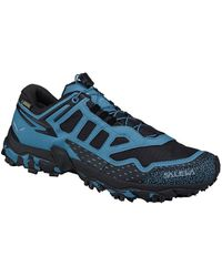 Salewa Ws Ultra Train Gtx Shoes (trainers) - Blue