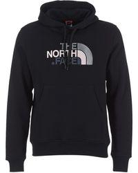The North Face Sweater Drew Peak Pullover Hoodie - Zwart