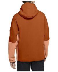 Nike Jersey Sportswear Tech Fleece - Marrón