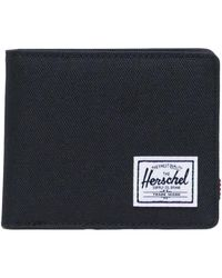 Herschel Supply Co. Portefeuille Roy C - Noir