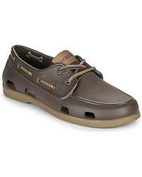 Crocs™ Mokassins CLASSIC BOAT SHOE M - Braun