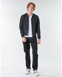 Emporio Armani Jeans J06 slim fit in denim comfort right twill - Blu