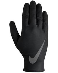 Nike Gants Gants Pro Warm Noir