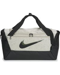 Nike BRASILIA S Sac de sport - Gris
