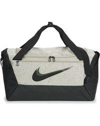 Nike Sporttas Brasilia S - Grijs