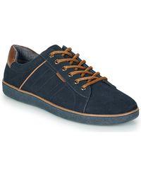 André Lage Sneakers Elton - Blauw