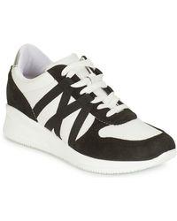André Lage Sneakers Allure - Zwart