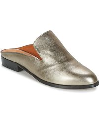 Robert Clergerie Slippers Coulipaid - Metallic