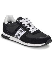 Kappa Lage Sneakers Curtis - Zwart