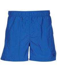 GANT - Basic Swim Short Men's In Blue - Lyst