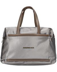 Mandarina Duck Pdt07 Hand Bags Accessories Bronze - Grey