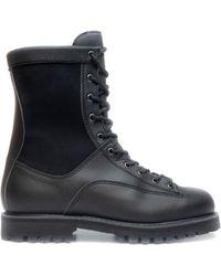 Nae Vegan Shoes Archie Boots - Noir