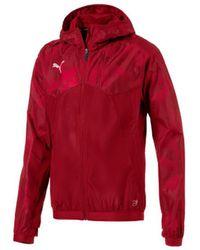 PUMA Trainingsjack Football Nxt Vent Thermo Jacket - Rood