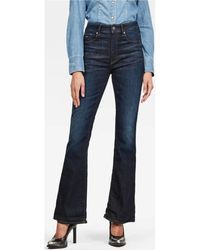 G-Star RAW Bootcut Jeans D01541-8968 - Blauw