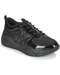 Armani Exchange Balda Shoes (trainers) - Black
