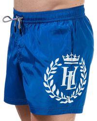 Henri Lloyd Vêtement Plage Short - Bleu