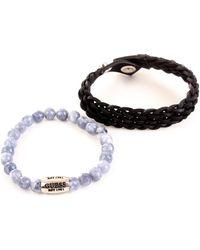 Guess Armband Jums80046 - Zwart