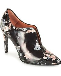 Fericelli Ankle Boots JANFREDONIA - Schwarz
