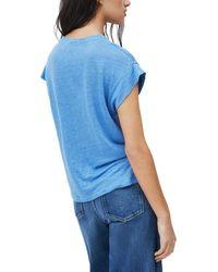 Pepe Jeans - Camiseta CLEO C.545 BRIGHT BLUE - Lyst