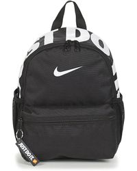 Nike Black - Just do it - Petit sac à dos - Noir