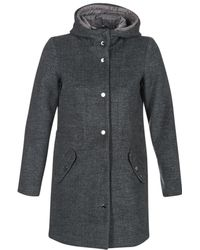 S.oliver - Magno Women's Coat In Grey - Lyst