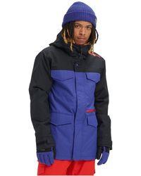 Burton Covert Jacket Parka - Bleu