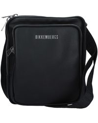 Bikkembergs E2APME210012 Sac Bandouliere - Noir