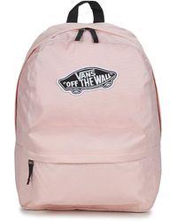 Vans Rugzak Realm Backpack - Roze