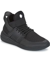 Supra Skytop V Shoes (high-top Trainers) - Black
