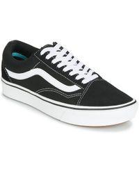 Vans Blue Tc9r Men's Skate Shoes (trainers) In Multicolour for men