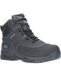 Magnum M801552/021 M801552 Broadside Walking Boots - Black