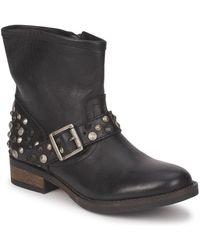 Pieces Boots - Noir