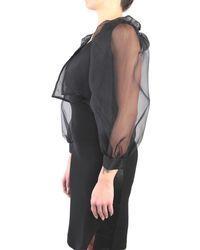 Hanita H.J768.2684 blouson Femme Noir Veste