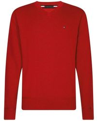 Tommy Hilfiger Pull - Rouge