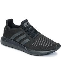 adidas SWIFT RUN femmes Chaussures en Noir