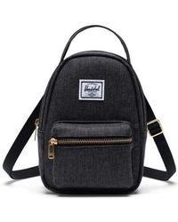 Herschel Supply Co. Handtasche Nova Crossbody - Schwarz