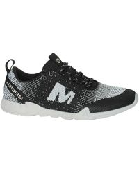 Merrell Lage Sneakers J93853 - Zwart
