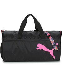 PUMA Barrel Bag Sports Bag - Black