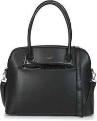 David Jones Handtas 61105-1-black - Zwart
