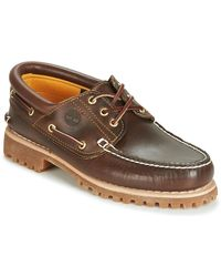 Timberland 3 EYE CLASSIC LUG Chaussures - Marron